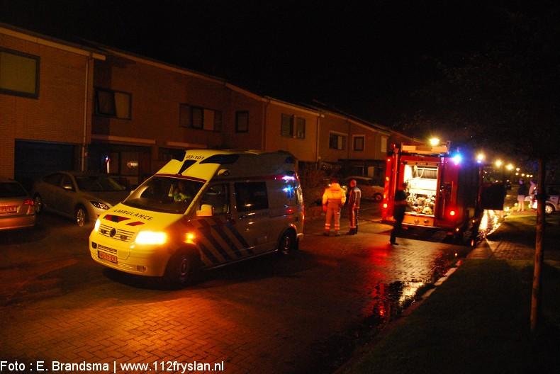 Blikseminslag veroorzaakt brand in Zuiderburen