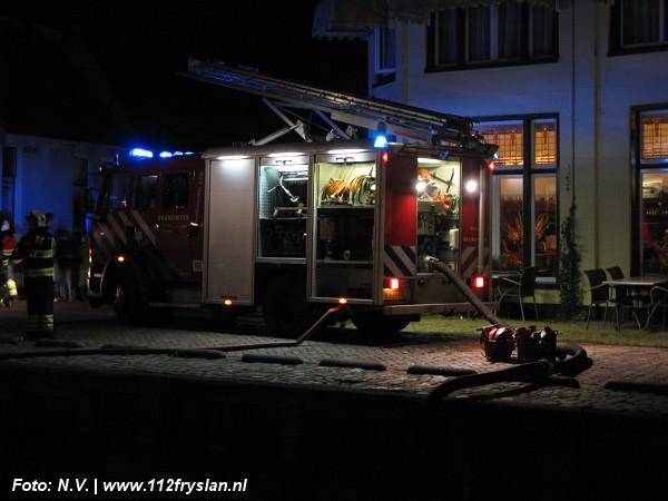 Heerenlogement geëvacueerd na brandalarm