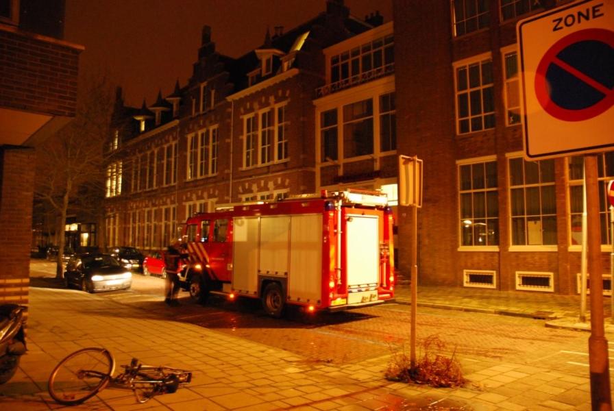 Drenkeling Oostergrachtswal/ Brandgerucht Kanaalstraat