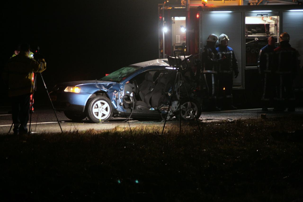 Ongeval op A31 eist leven (update)