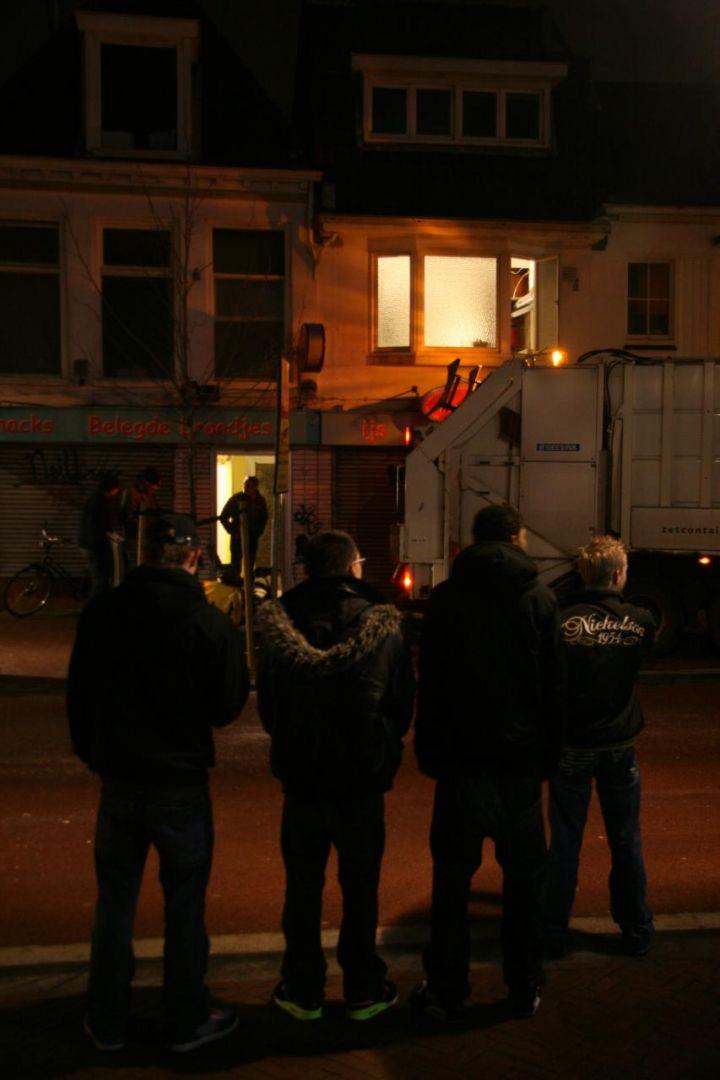 Politie te laat bij hennepkwekerij