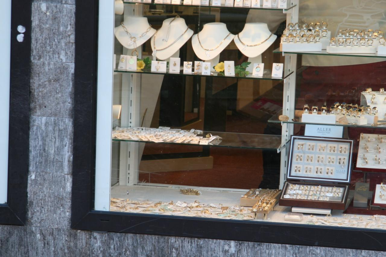 Overval op juwelier