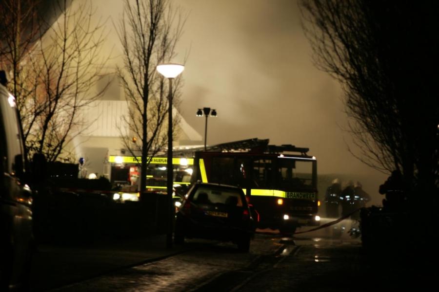 Kinderen omgekomen bij brand in woning *Update*
