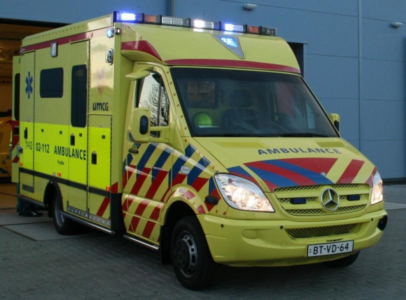 """""""Eén ambulance organisatie"""""""
