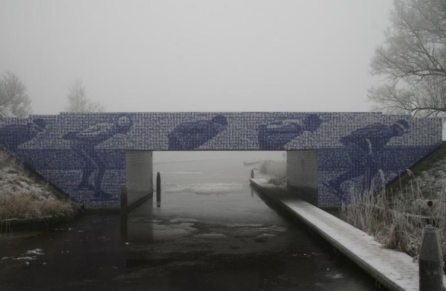 ME ingezet voor zoekactie vermiste schaatser