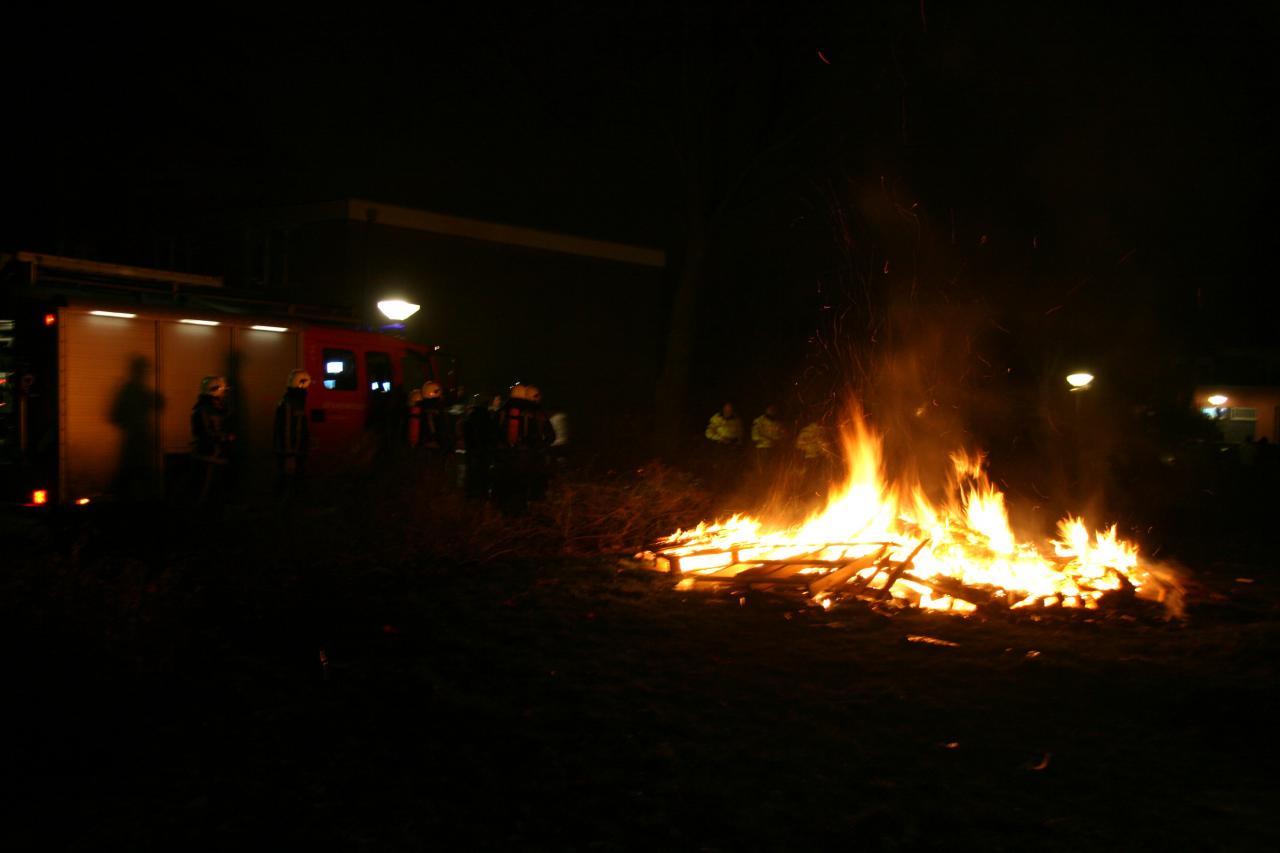 Nieuwjaarsbranden (video)