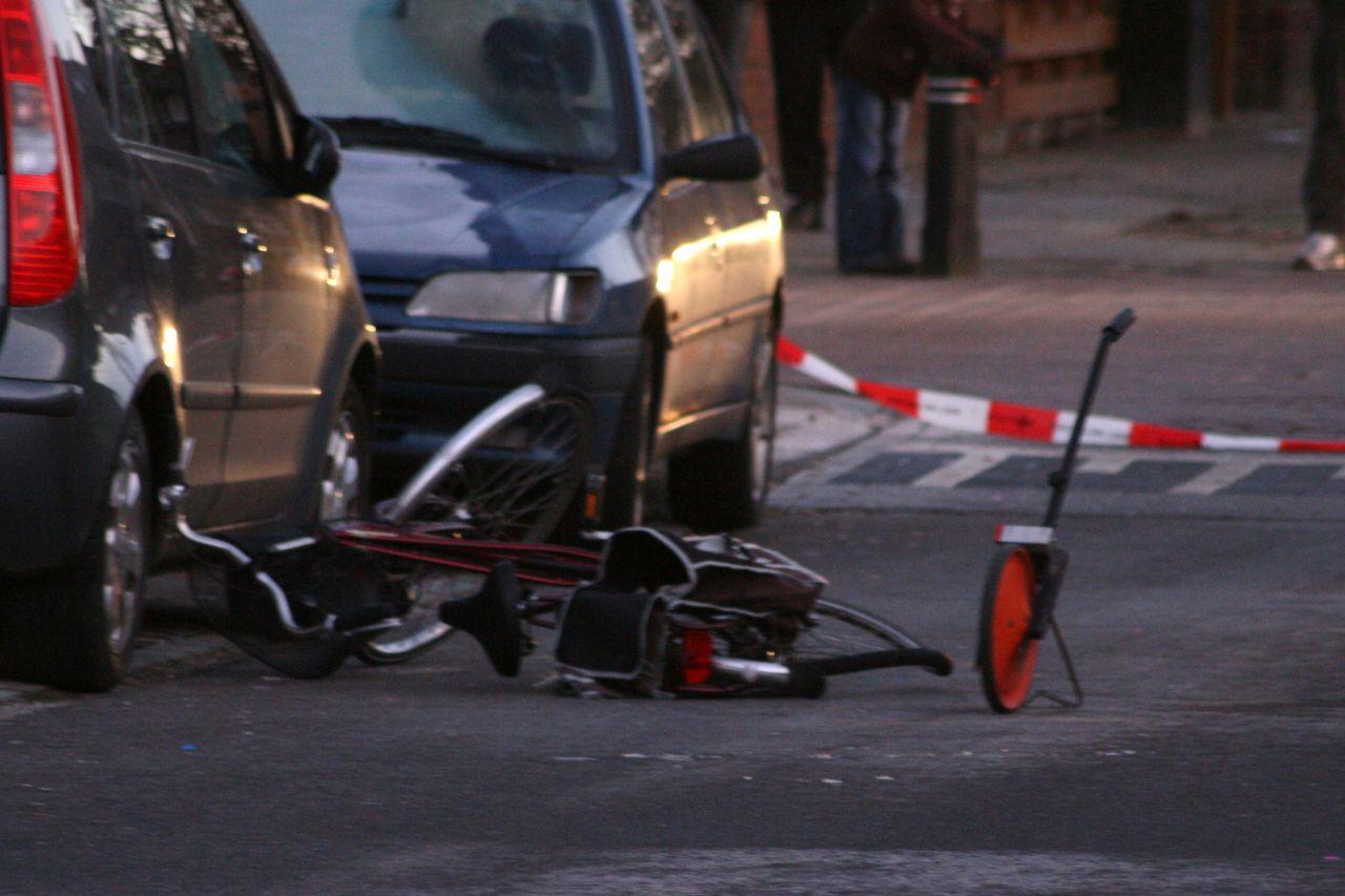 Fietsster komt om bij ongeval (update)