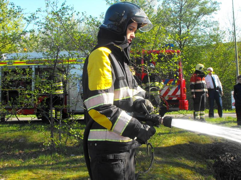 Buitenbranden in omgeving Drachten