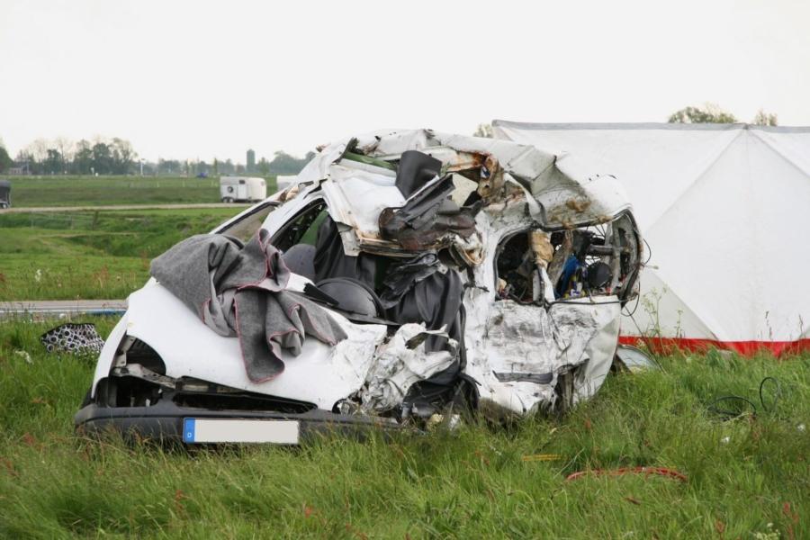 Ernstig ongeval op Wâldwei (video)