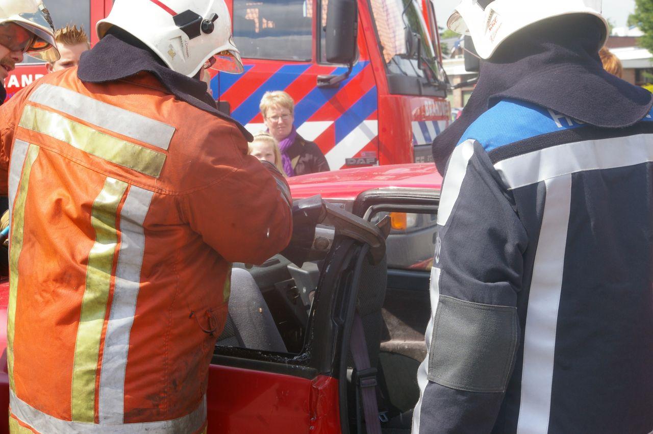 Open dag brandweer Sint Annaparochie