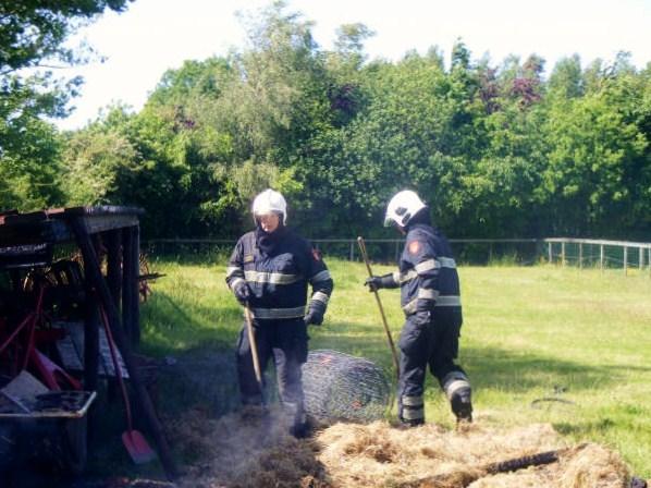 Buitenbrand camping Bakhuizen *Nieuwe foto's!*
