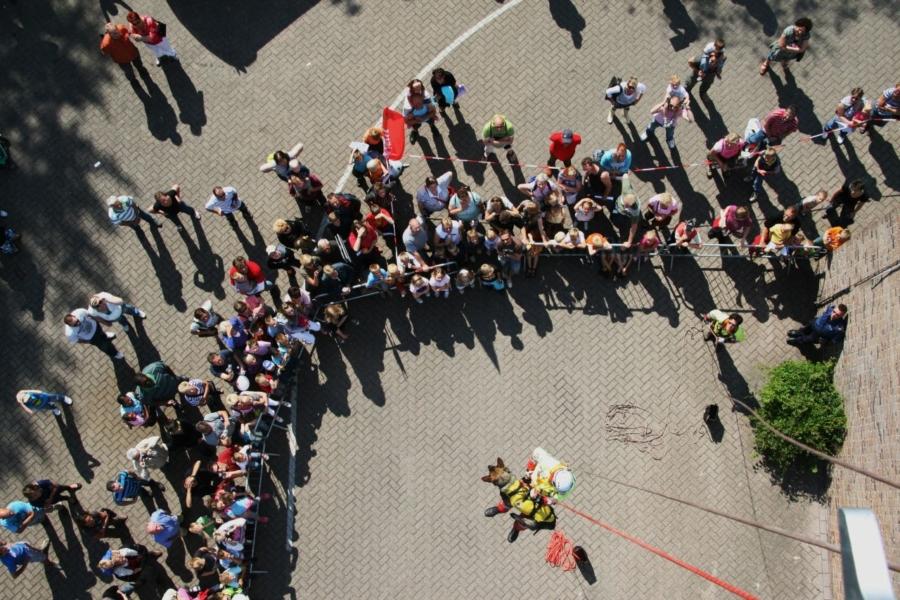 Geslaagde open dag van brandweer Leeuwarden *update*