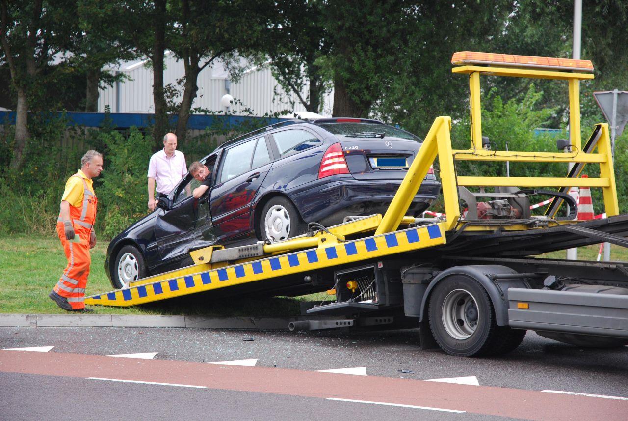 Autoschade na ongeval