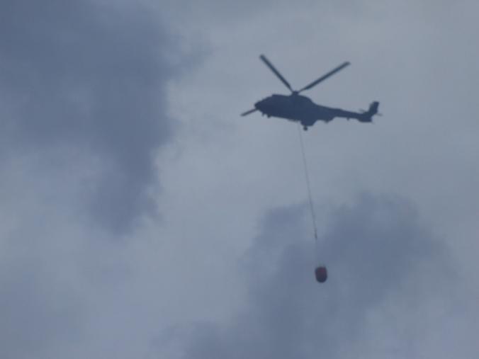 Compagnie brandweer Fryslan voor bijstand naar Schoorl(NH)*Update*