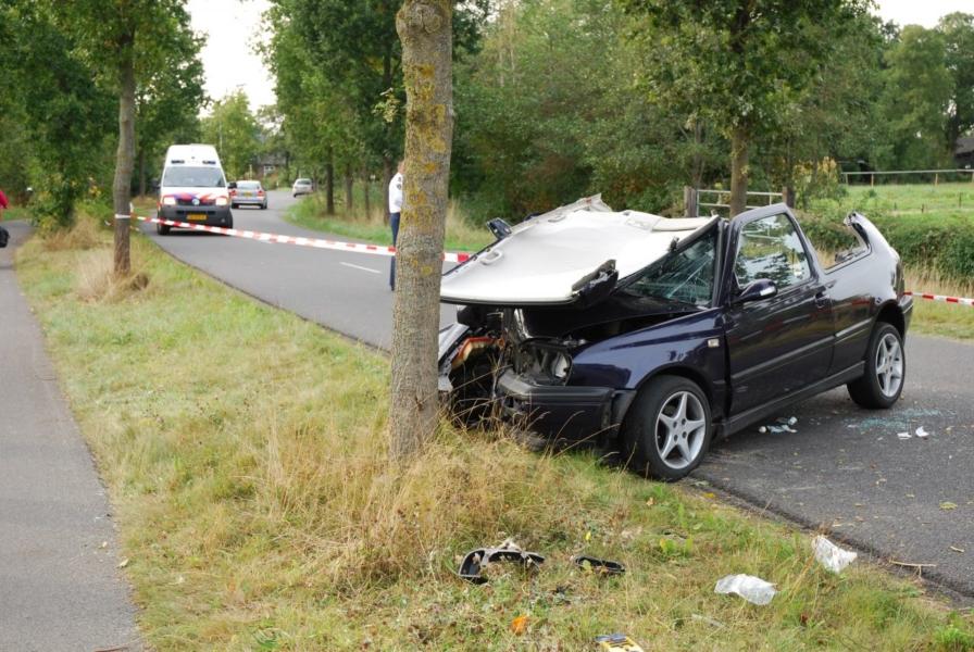 Beknelling bij eenzijdig ongeval