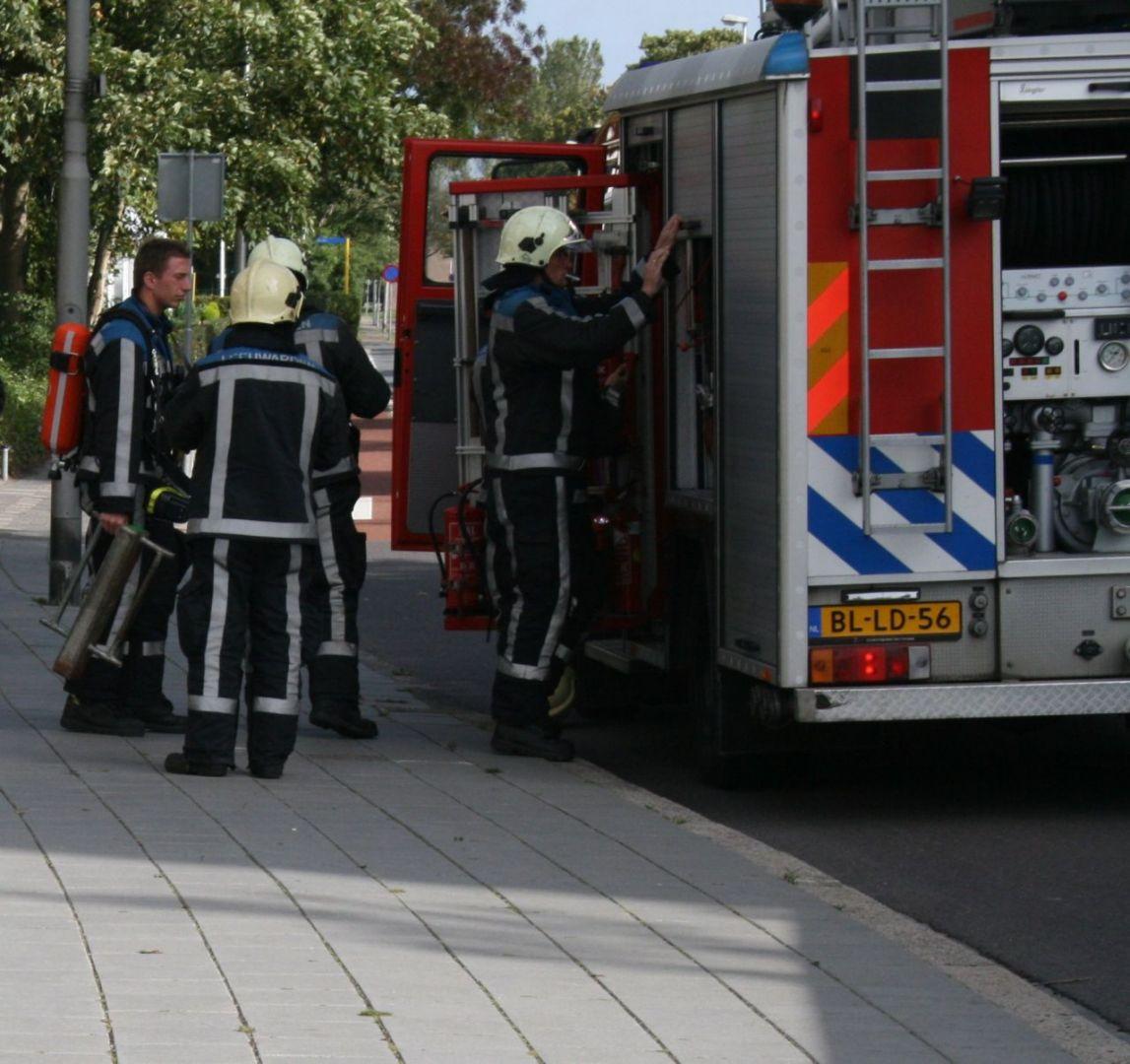 112weekend: Stormschade en brandgerucht