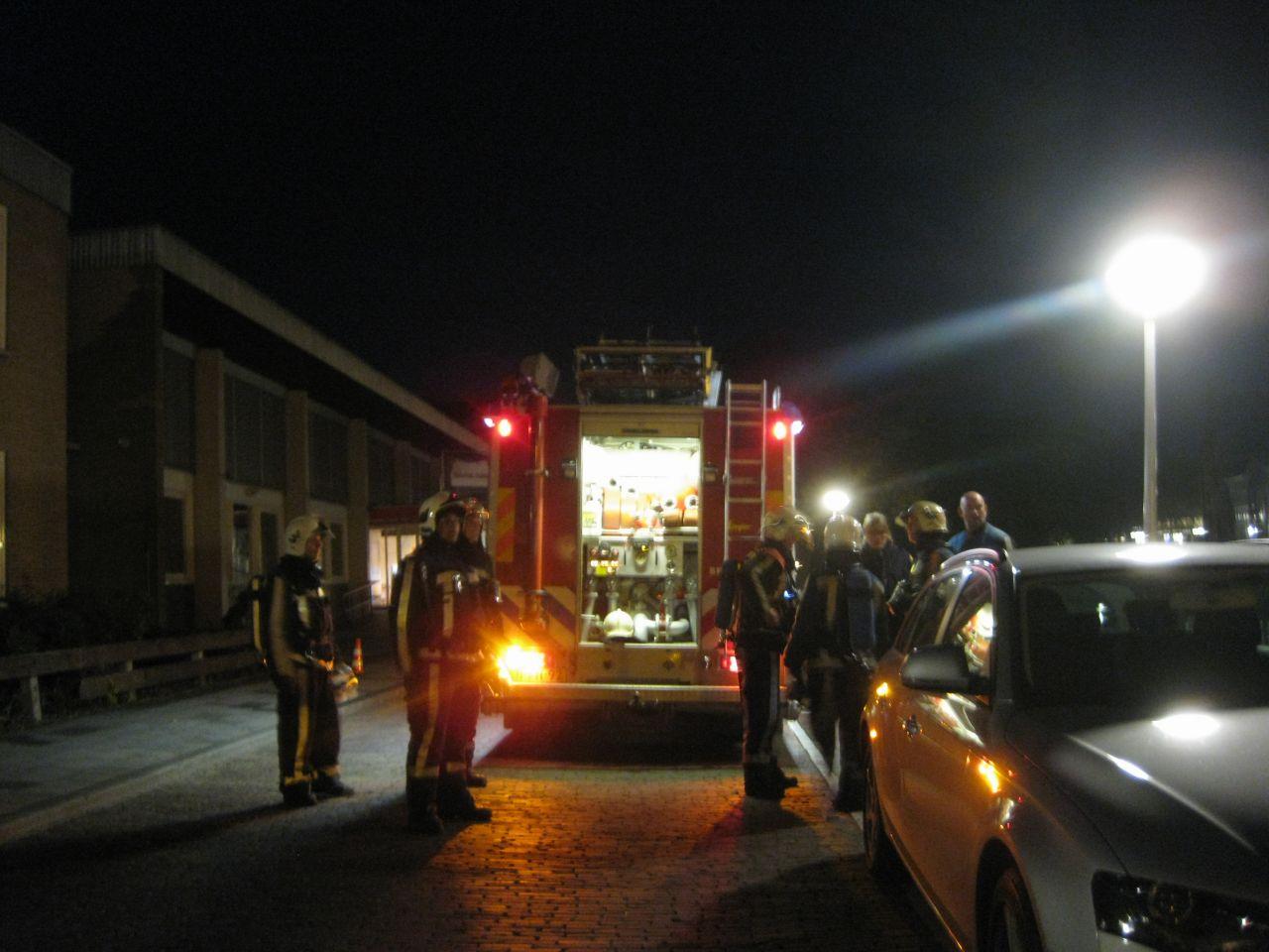 Stofzuiger veroorzaakt brandlucht