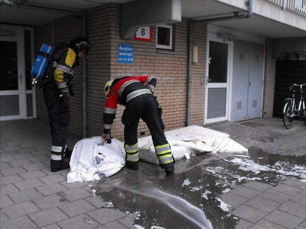 Twee maal brandweerinzet bij dekenbrand