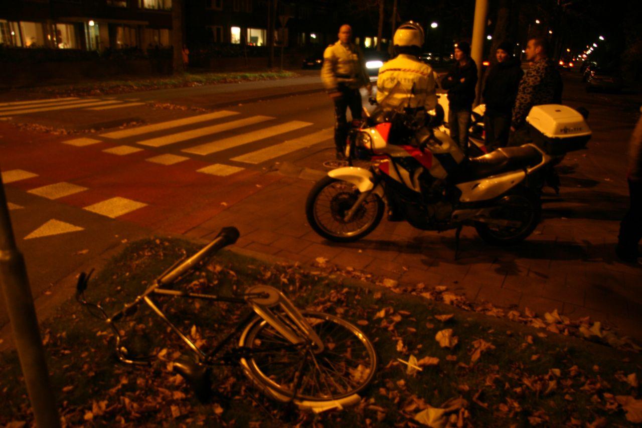 Aanrijding alcomobilist en aanhouding fietsendief