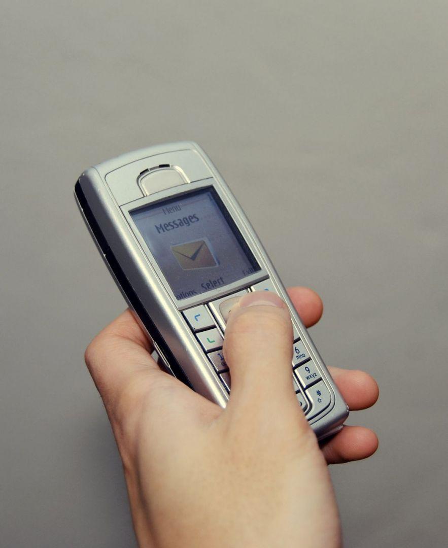 Alarmering via sms bij ramp