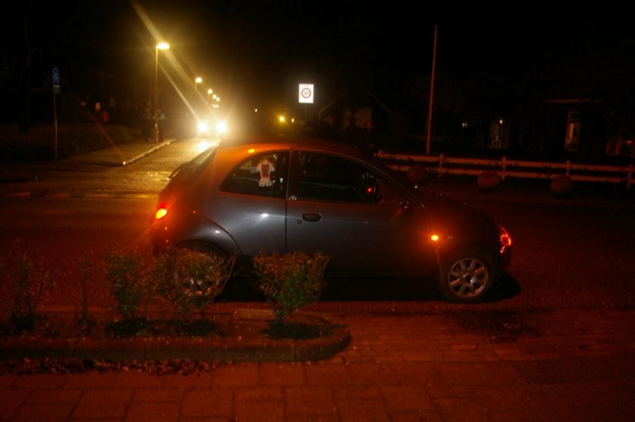 Jongetje (9) geschept door twee auto's *UPDATE*
