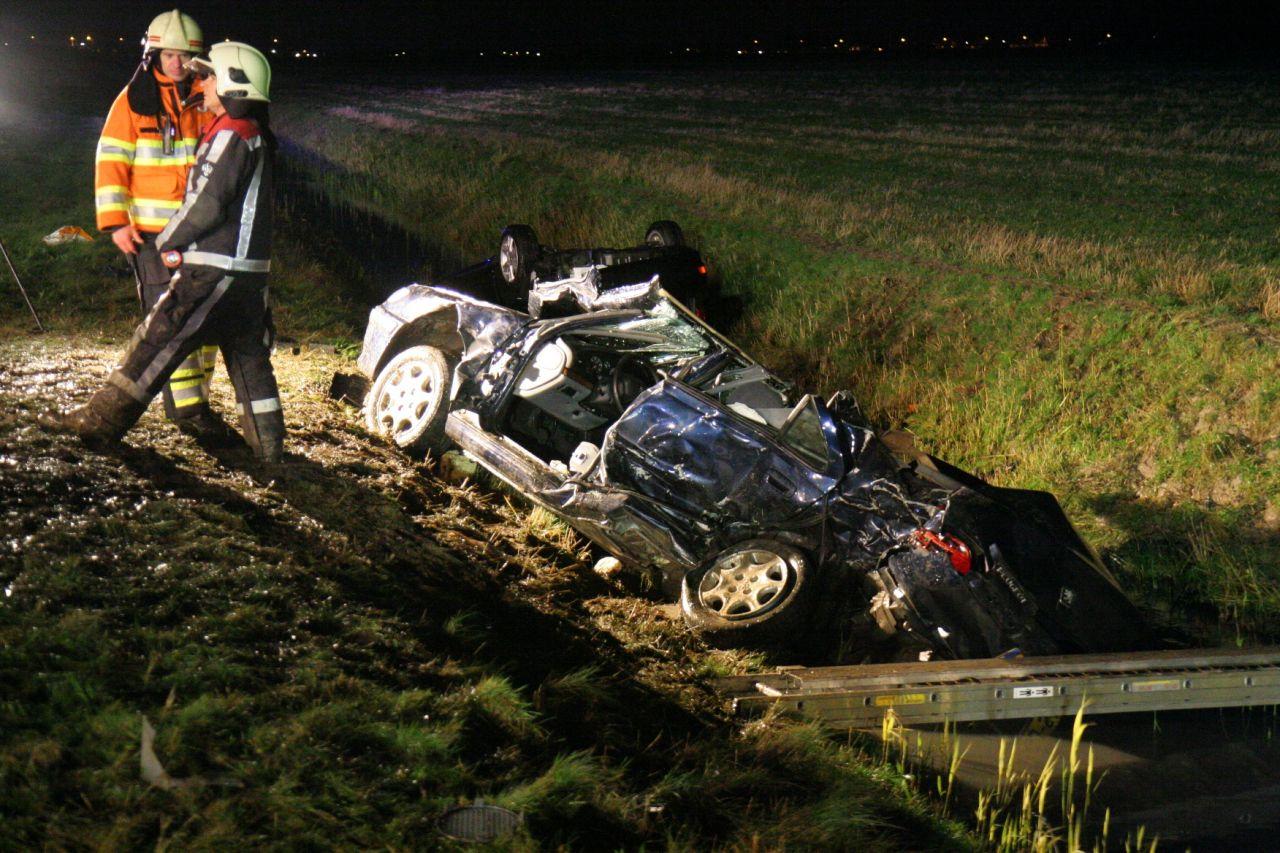 Ernstig ongeval op A31 (UPDATE)