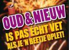 'Oud en Nieuw Zonder Kater' motto voor jaarwisseling in Fryslân