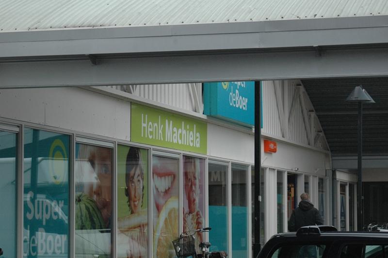 Overval op supermarkt mislukt