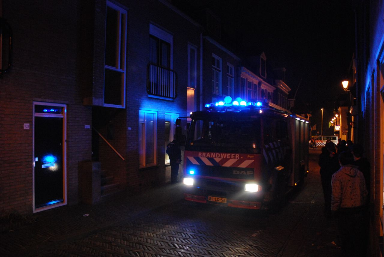 Potaarde oorzaak brandmelding