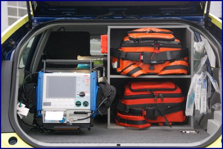 Tweede rapid responder ambulance in Fryslân (Update)