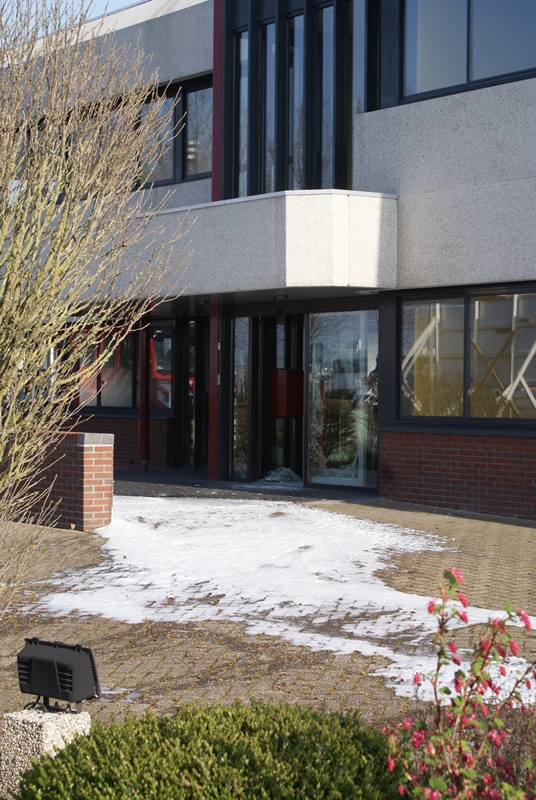 Brandweer forceert raam bij automatische brandmelding (update)