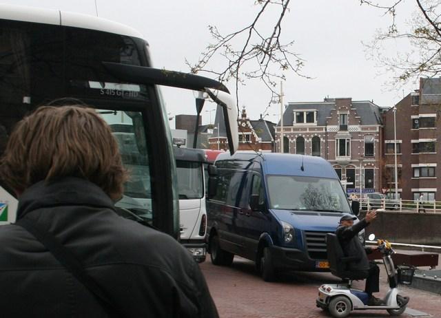 Politie inzet bij bezoek Geert Wilders