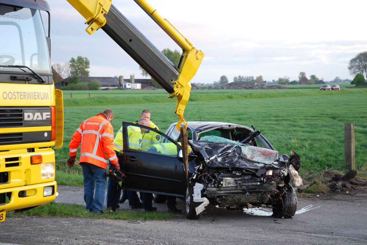 Ernstig ongeval op Froonackerdyk *update video*