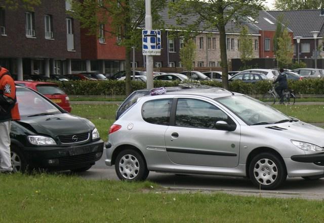 Twee kleine aanrijdingen in Leeuwarden