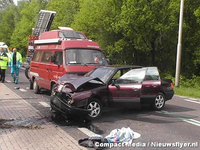 Meerdere slachtoffers bij ongeval met beknelling