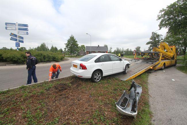 Gewonde bij ongeval