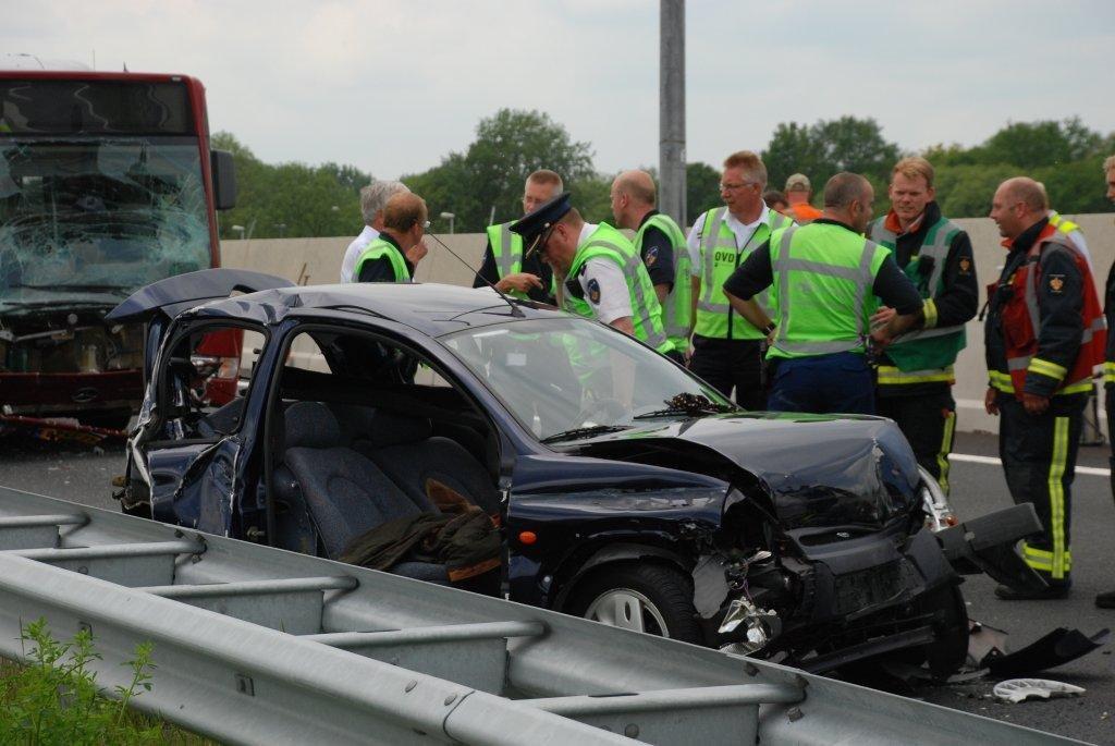 Vrouw uit Leeuwarden omgekomen bij ongeval Groningen