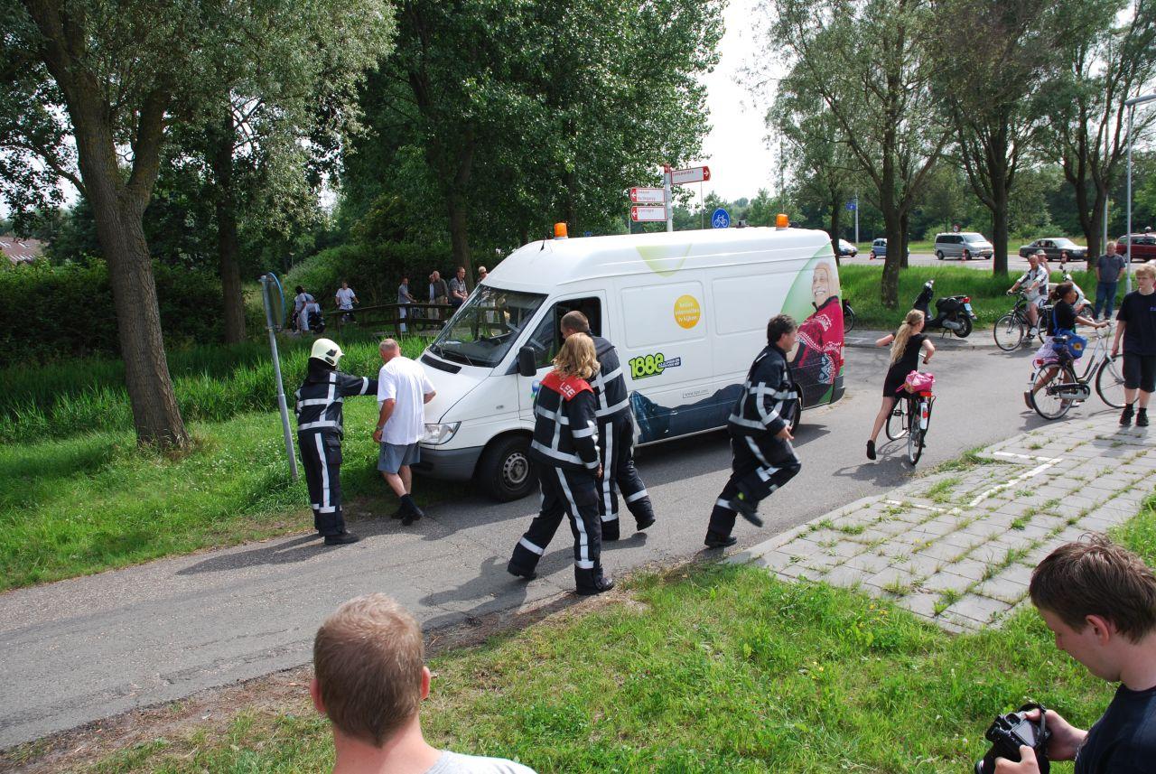 Fietsster (13) overleden na ongeval (video)