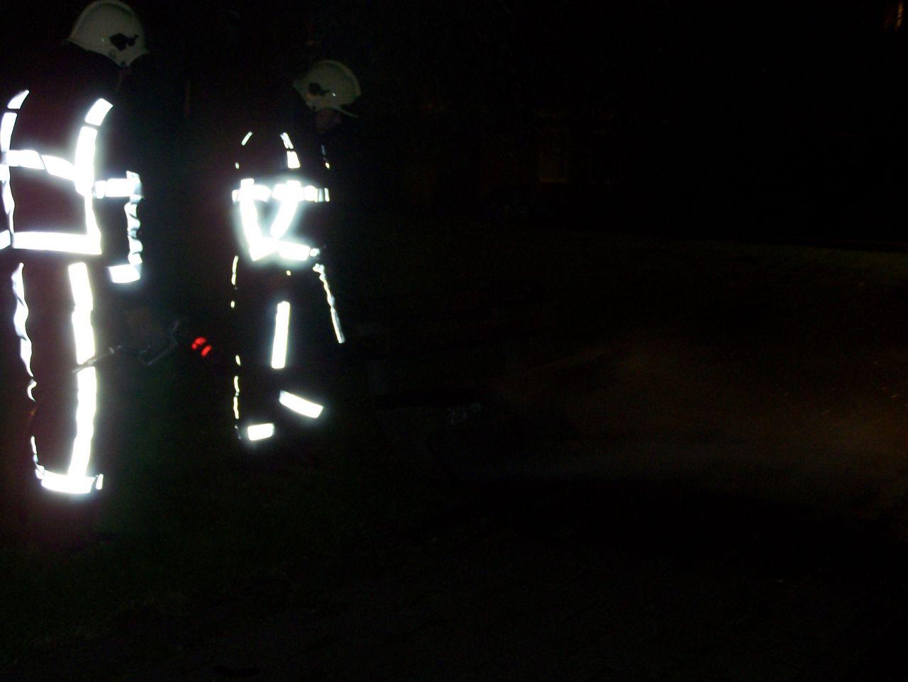 Brandjes in Leeuwarden