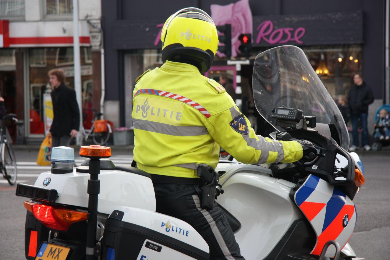 Wintertips verkeerspolitie KLPD