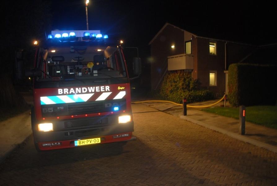 Brandweer rukt voortaan minder vaak uit