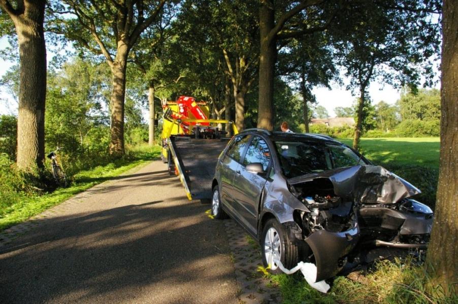 Drie slachtoffers bij ongeval