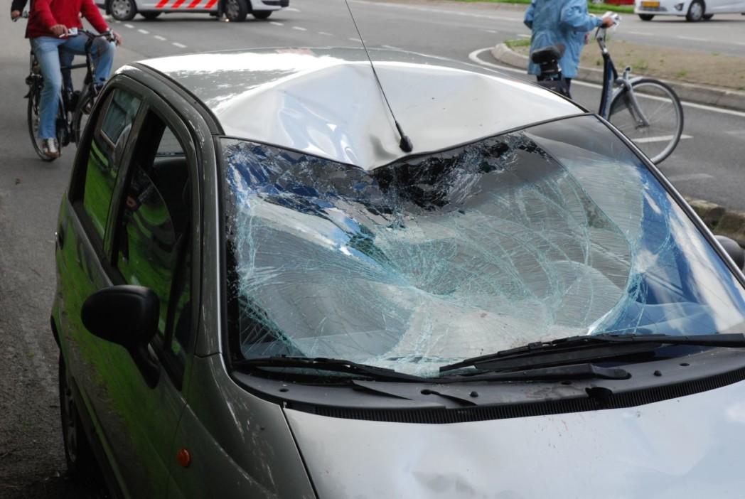 Fietser zwaargewond bij ongeval