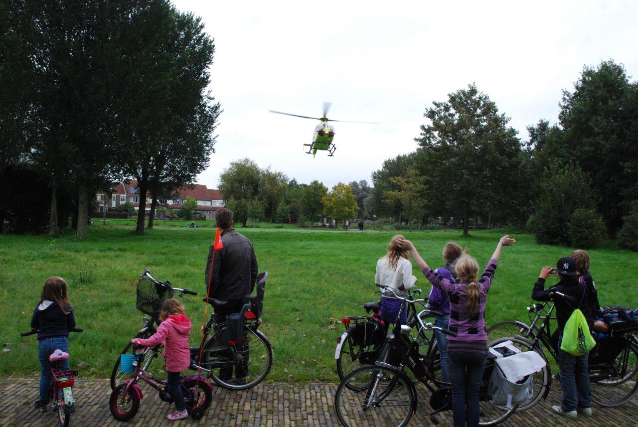 Kind op fiets overleden na aanrijding