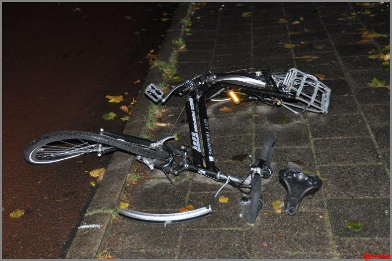 Verkeersongeval met dodelijke afloop