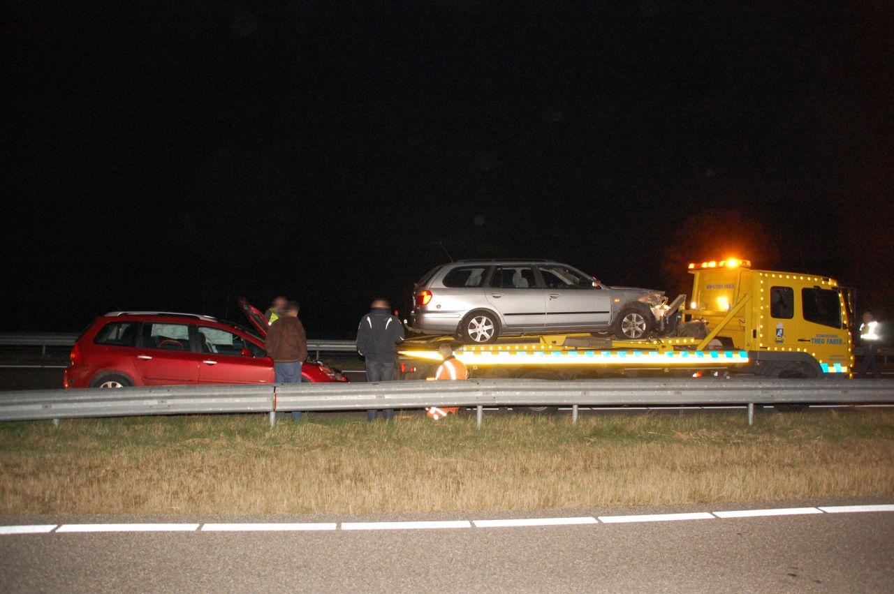 Ongeval op Wâldwei (N31)