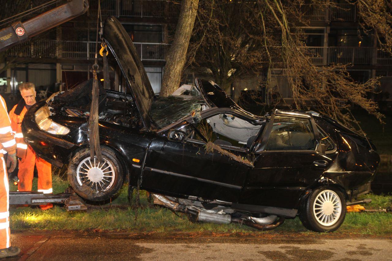 Twee doden bij ernstig ongeval