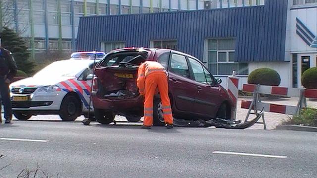 Ongeval op Rondweg-West
