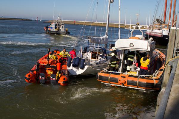 Reddingbootdag: vrijwilligerswerk op zee!