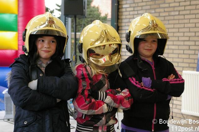 Brandweerkazerne na verbouwing geopend